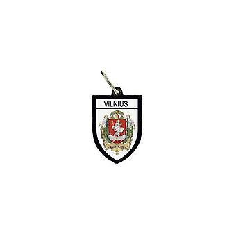 باب كلس كيز كلي العلم جمع مدينة بلاسون فيلنيوس ليتوانيا