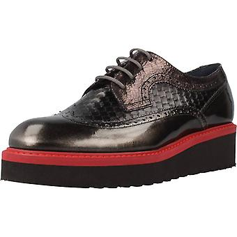 Angel Infantes Casual Schuhe 609 1. Farbe Edelstahl
