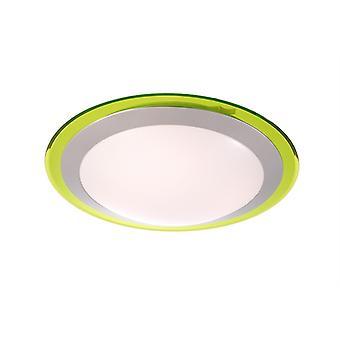 Lampe de plafond LED Malina 11W 3000 K x 330mm blanc avec la couleur apporter au changement