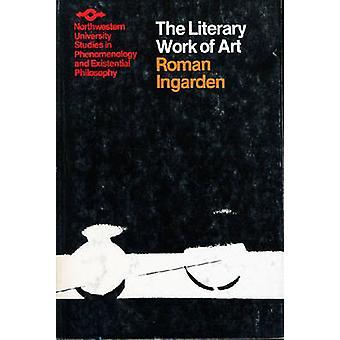 Literary Work of Art by Roman S. Ingarden - 9780810105379 Book