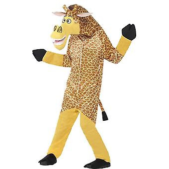 Madagascar Melman The Giraffe Costume, Medium Age 7-9
