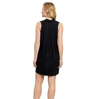 Féraud 3205095-10995 Women's Black Beach Dress