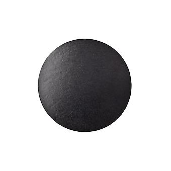 Culpitt 14 pollici rotondo torta bordo tamburo nero