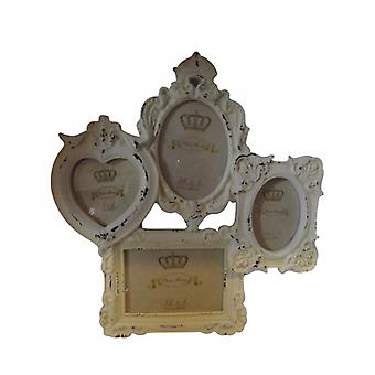 Originals Shabby Chic Cream Multi-Photo Frame