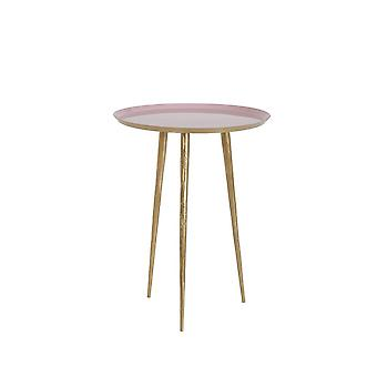 Light & Living Side Table 35x44cm Lagino Pink