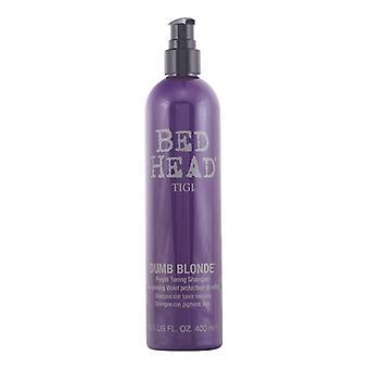 Shampoo Bed Head Dumb Blondi Tigi (400 ml)