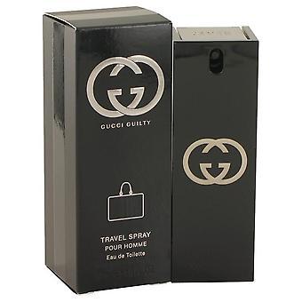 Gucci Guilty Eau De Toilette Spray By Gucci   498360 30 ml