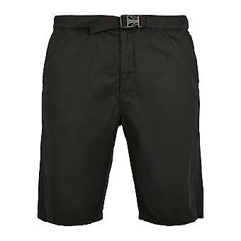 Urban Classics Heren Shorts Straight Leg Chino met Riem