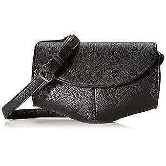 Fritzi aus PreussenBilla Donna Black shoulder bag (Black)24x16x6 centimeters (W x H x L)