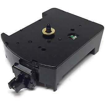 Clock movement quartz radio controlled with pendulum uts german made