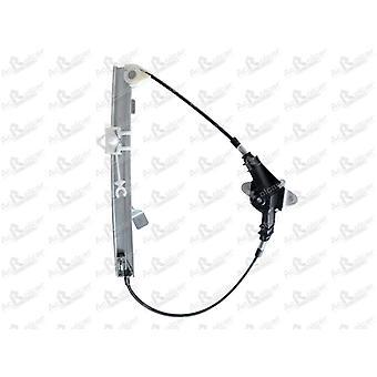 Bakre høyre manuell vinduregulator for FIAT GRANDE PUNTO (199) 2005-2010