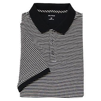 OLYMP Olymp Navy Polo Shirt 5422 52 14