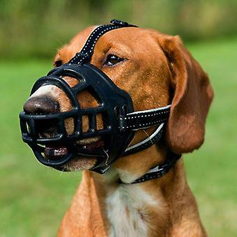 Trixie Silicone Flexible Muzzle for Dogs (Dogs , Collars, Leads and Harnesses , Muzzles)