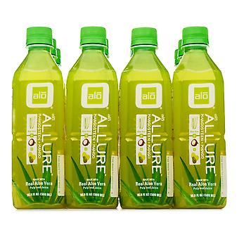 Alo Allure Aloe Vera Mango-( 500 Ml X 12 Flasker)