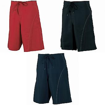 Tombo Teamsport Mens Unlined Board Shorts