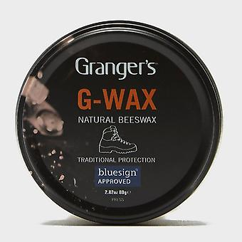 New Grangers Leather ProtectionG-Wax Tin Black