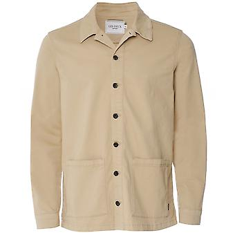Les Deux Cotton Twill Pascal Overshirt