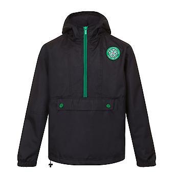 Celtic FC Official Football Gift Męska kurtka prysznicowa Wiatrówka