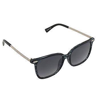 Solbriller UV 400 Wayfarer Blå Zebra 2829_32829_3