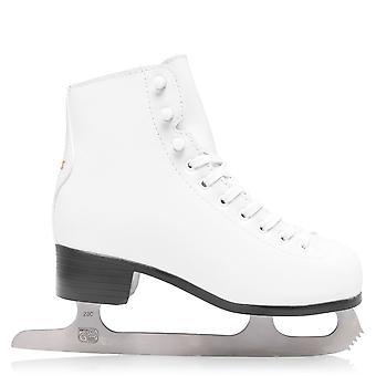 Roces Womens Essence Ice Skates Dentelle Fastening Carbon Steel Blade Winter Sports