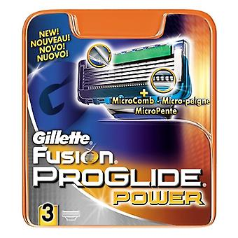 Gillette Spare Parts for Fusion Proglide Power