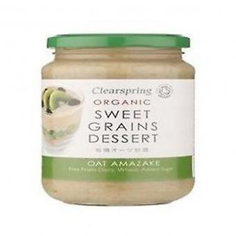 Clearspring - Sweet Grains Dessert - Oat 360g