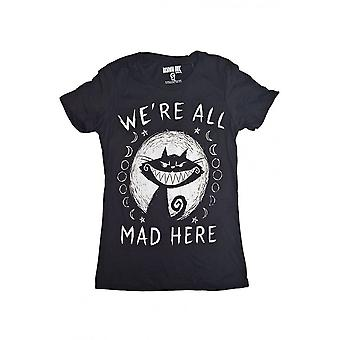 Akumu Ink We're All Mad Here Women's T-Shirt