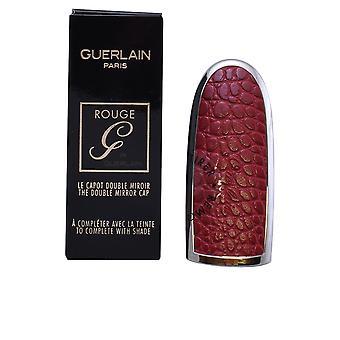 Guerlain Rouge G Le Capot dubbel Miroir #wild Jungle 1 Pz för kvinnor
