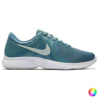 Running Shoes for Adults Nike WMNS REVOLUTION 4 EU/Blue/9