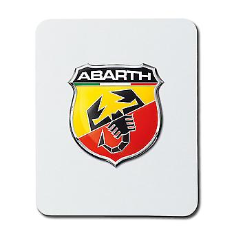 Abarth Mouse Pad