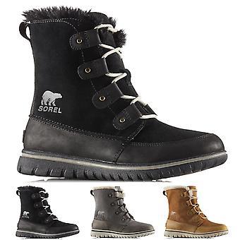 Womens Sorel Cozy Joan Winter Rain Waterproof Snow Hiking Ankle Boots