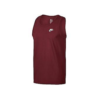 Nike Embroidered Swoosh 827282678 universal summer men t-shirt