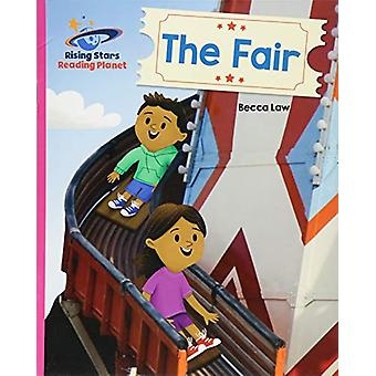 Reading Planet - The Fair - Pink B - Galaxy by Rebecca Law - 978151043