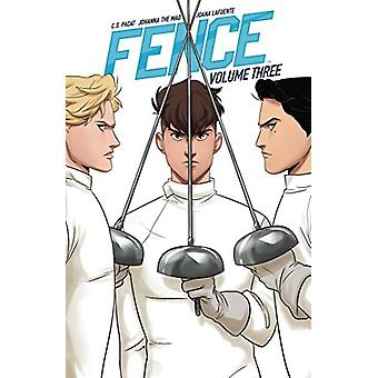 Fence Vol. 3 by C.S. Pacat - 9781684153343 Book
