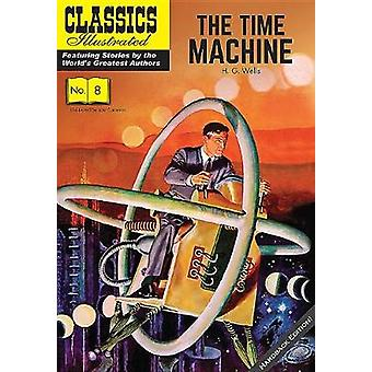 The Time Machine by H. G. Wells - 9781911238263 Book
