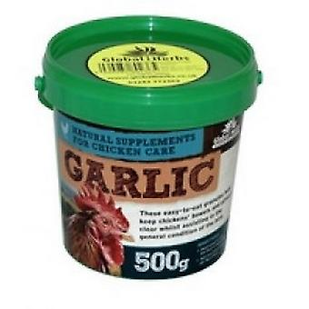 Global Herbs Garlic Granules For Poultry