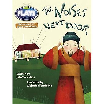 Julia Donaldson Plays the Noises Next Door (gold) (BUG CLUB)
