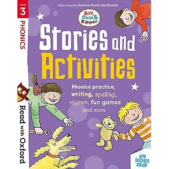 Read with Oxford Stage 3 Biff Chip and Kipper Stories an by Roderick Hunt