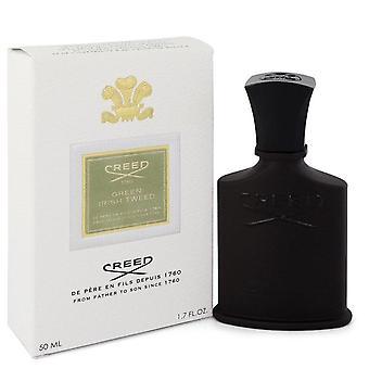 Green Irish Tweed Eau De Parfum Spray (Unisex) Di Creed 1.7 oz Eau De Parfum Spray