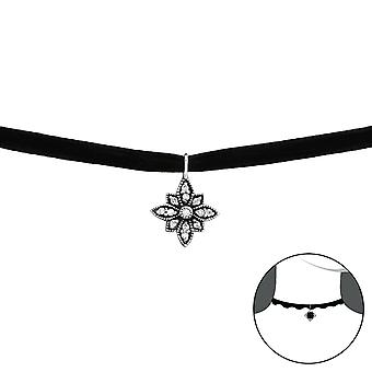 Antique - 925 Sterling Silver Chokers - W37994x