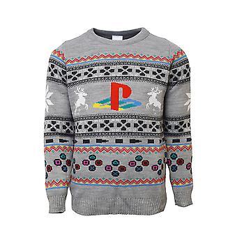 Officiële PlayStation-Console kerst Jumper / lelijke trui