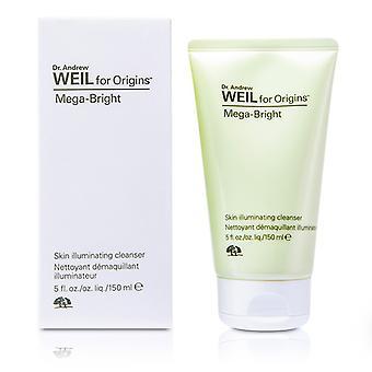 Dr. Andrew Mega-bright Skin Illuminating Cleanser - 150ml/5oz