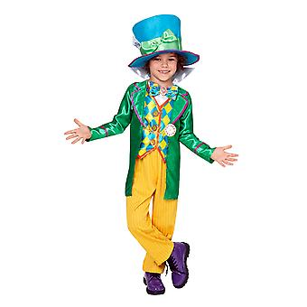 Boys Mad Hatter Costume - Alice in Wonderland