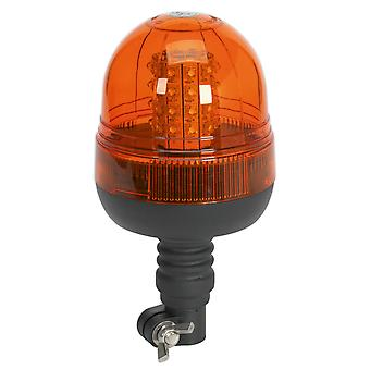 Sealey Wb955Led Led Warning Beacon 12/24V Flexible Spigot Base