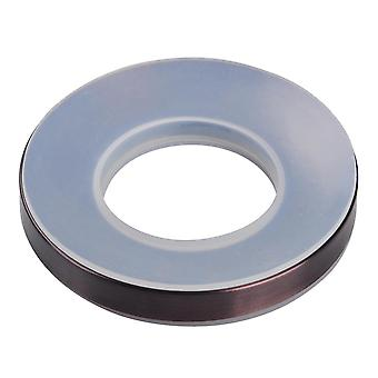 Aquaterior New Oil Rubbed Bronze Mounting Ring For Bathroom Glass Vessel Sink Mount Support