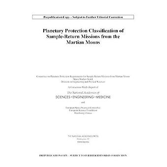 Planetary Protection Classification of Sample Return Missions from th
