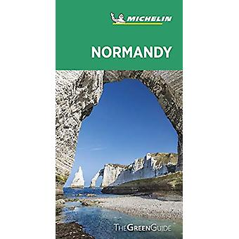 Normandy - Michelin Green Guide - The Green Guide - 9782067243132 Book