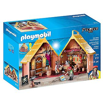 Playmobil 9112 Take Along Pirate Stronghold