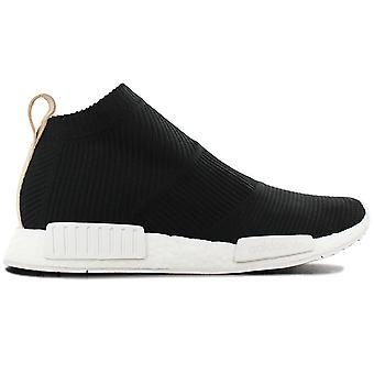 adidas NMD CS1 PK - Primeknit Boost Men's Shoes Black AQ0948 Sneakers Sports Shoes