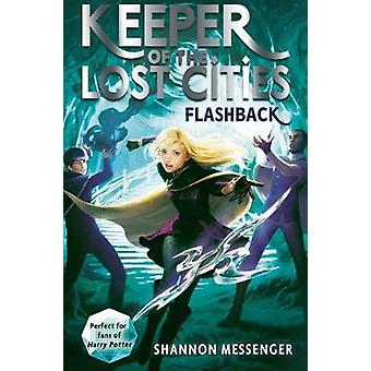 Flashback by Shannon Messenger - 9781471189494 Book